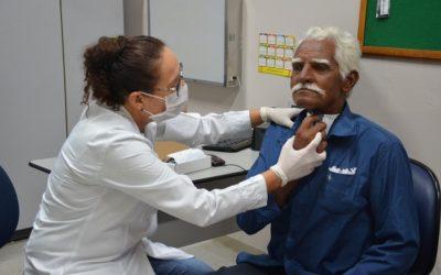 Prevenção ao Câncer – Idosos