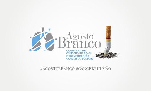Agosto Branco: câncer de pulmão é o segundo tipo de tumor mais comum entre homens e mulheres